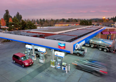 Net-Zero Highland Chevron